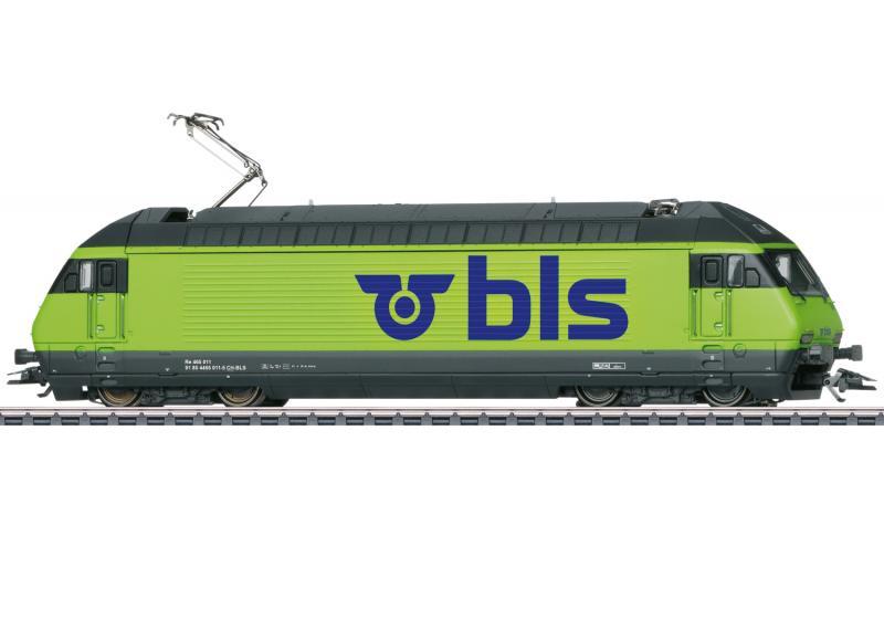 Märklin 39462 Ellok Class 465 ( BLS ) Nyhet 2021 Förboka ditt exemplar