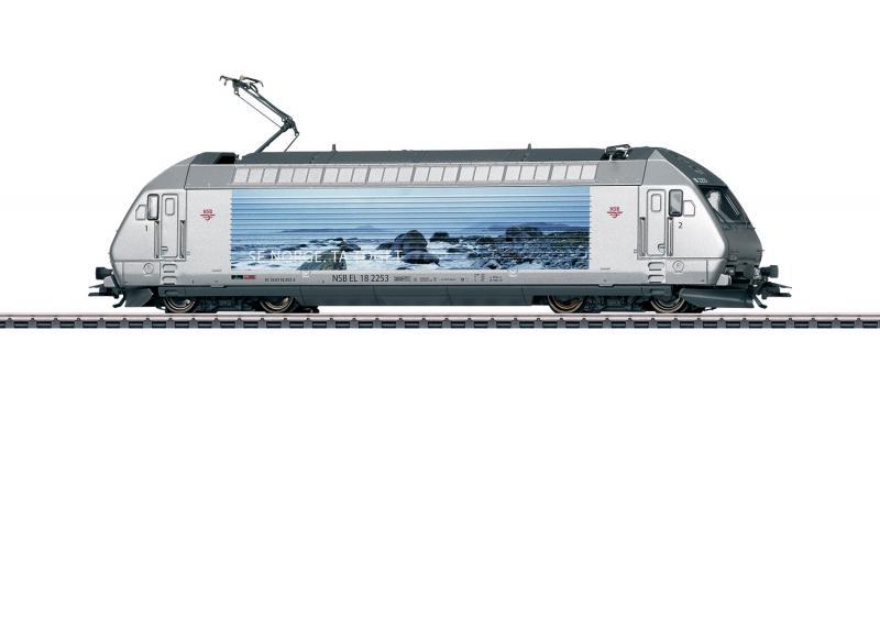 Märklin 39466 Ellok Class EL 18 NSB