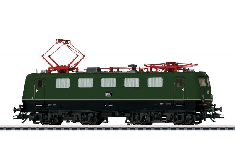 Märklin 39470 Ellok (DB) class 141 Nyhet 2020 Förboka ditt exemplar