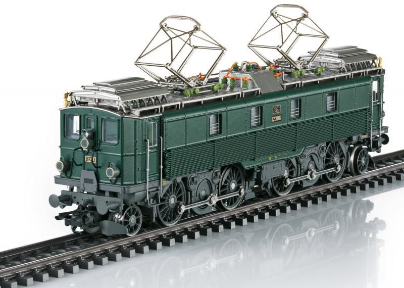 Märklin 39511 Ellok ( SBB ) class Be 4/6 MFX DCC Ljud Nyhet 2021