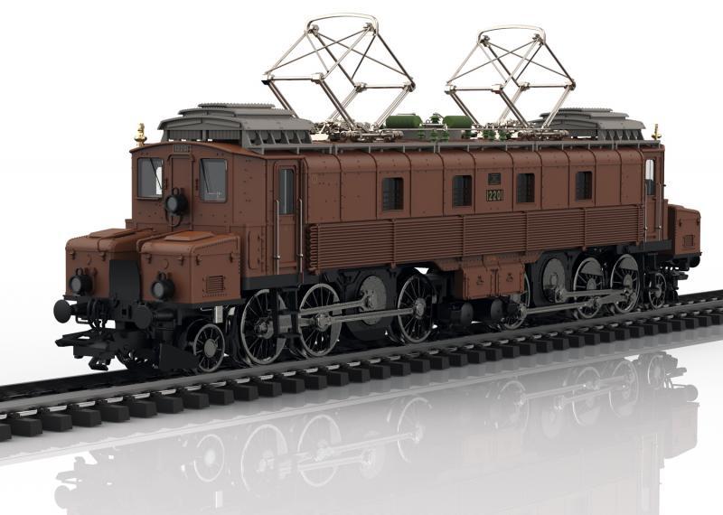 """Märklin 39520 Ellok (SBB) class Fc 2x3/4 """"Köfferli"""" / """"Little Suitcases"""" Nyhet 2019"""