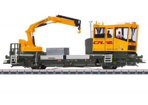 Märklin 39544 Banunderhålls fordon ROBEL class 700 of the Luxembourg State Railways Nyhet 2021 Förboka ditt exemplar