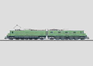 39590 Dubbelkopplade ellok Serie Ae 8/14, SBB, Ep. III