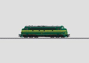 39672 Diesellok klass 204 NOHAB typ SNCB/NMBS