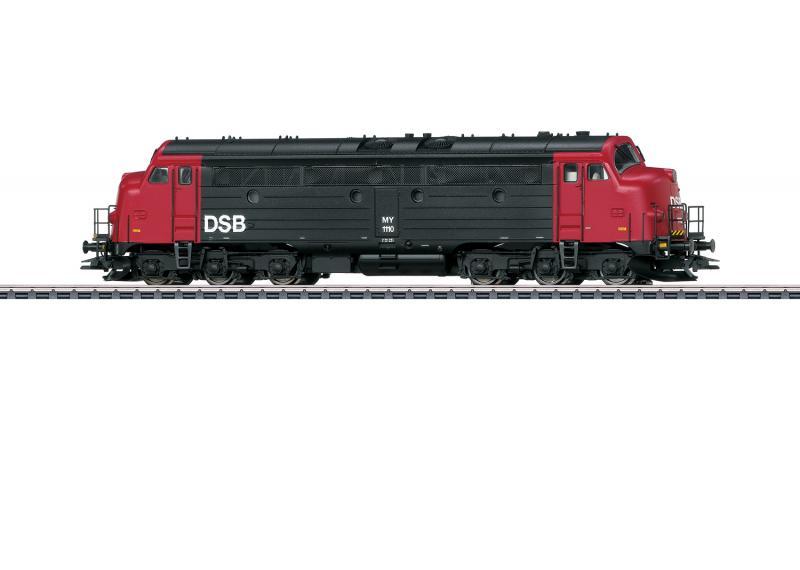 Märklin 39677 Diesellok Class MY NOHAB DSB