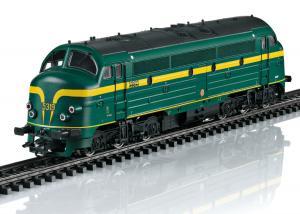 Märklin 39678 Diesellok class 53 NOHAB Förboka ditt exemplar