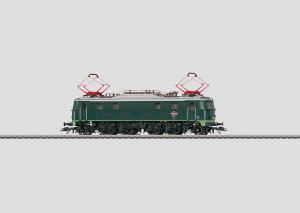 """39682 Ellok Class 1018.101 mfx 7 delars serie """"Märklin 150 år"""""""