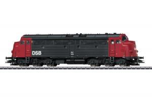 Märklin 39685 Diesellok  DSB NOHAB MV 1102 Nyhet 2020