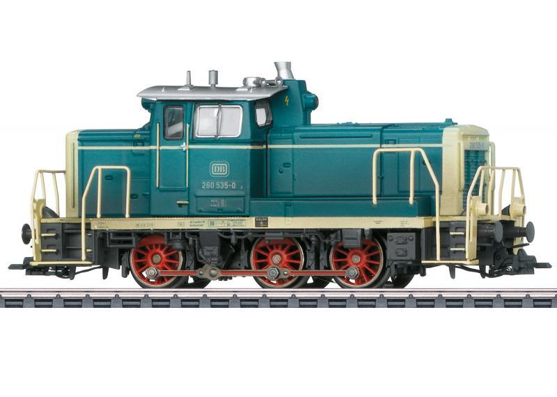 Märklin 39690 Diesellok (DB) class 260 Nyhet 2020