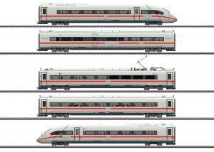 Märklin 39714 Högfartståg Eldrift ICE 4 Class 412/812 Nyhet 2020 Förboka ditt exemplar