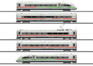 Märklin 39716 Högfartståg Eldrift Class 412/812 ICE 4 100% Grön el Nyhet 2020 Förboka ditt exemplar