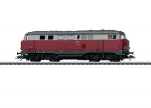 """Märklin 39741 Diesellok (DB) class V 160 """"Lollo"""" Nyhet 2020 Förboka ditt exemplar"""