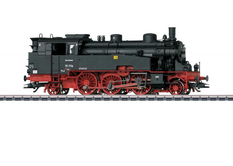 Märklin 39758 Ånglok (DR/GDR) class 75.4 Nyhet 2020 Förboka ditt exemplar