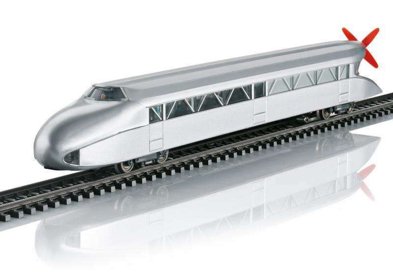 Märklin 39777 Kruckenberg Rail Zeppelin Nyhet 2021 Förboka ditt exemplar