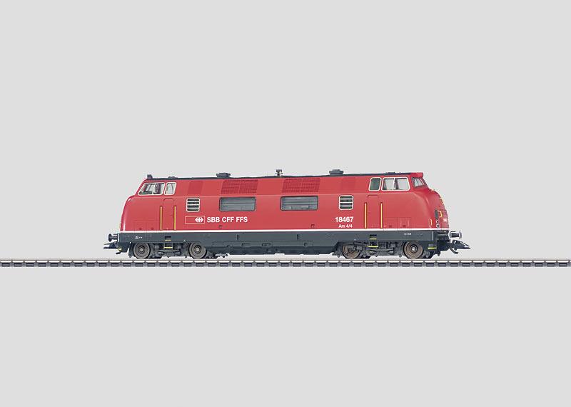 39801 Diesellok Am 4/4 SBB