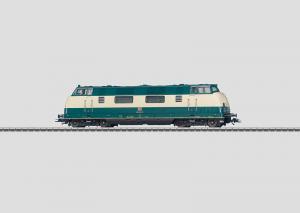 39802 Diesellok BR 220 DB mfx ljud