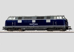 39820 Diesellok V 270 Prignitz Railroad Company (PEG) mfx ljud