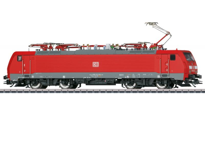 Märklin 39866 Ellok (DB AG) class 189 MFX DCC Ljud Nyhet 2021