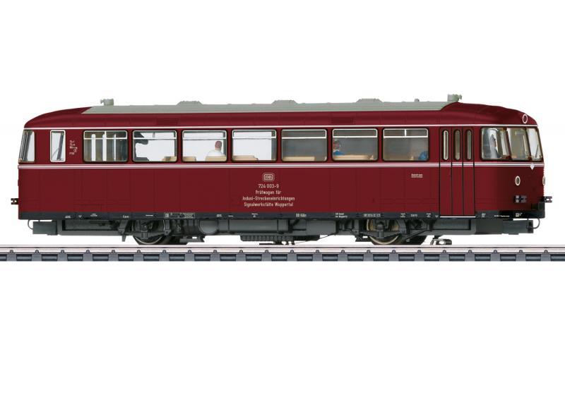 Märklin 39958 Motorvagn (DB) class 724 Nyhet 2021 Förboka ditt exemplar