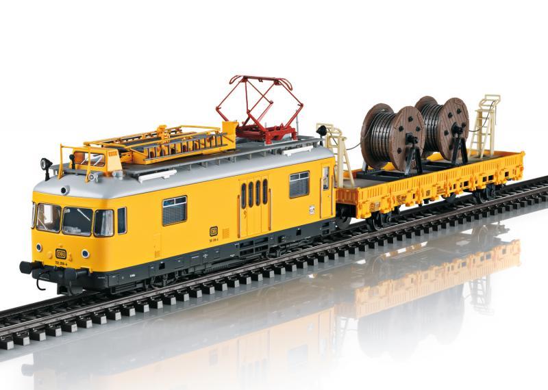 Märklin 39973 Servicetåg för kontaktledning DB Class 701