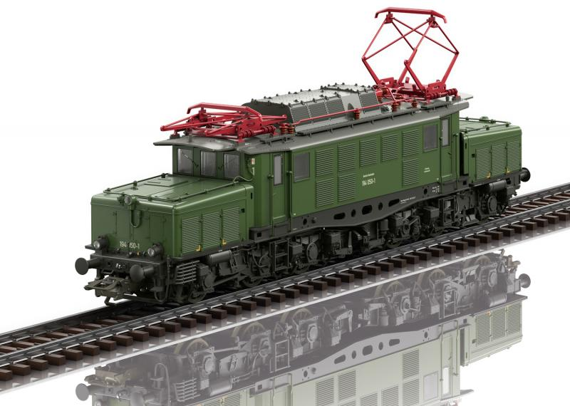 Märklin 39990 Ellok ( DB ) class 194 MFX DCC Ljud Nyhet 2021 Förboka ditt exemplar
