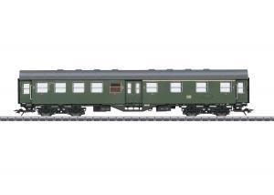 """Märklin 41310 Personvagn ( DB ) Type AB4yge """"Rebuild Car"""" Nyhet 2021 Förboka ditt exemplar"""