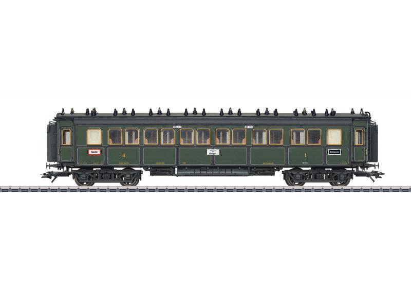 Märklin 41369 Personvagn 1/2 klass Type ABBü Express Train