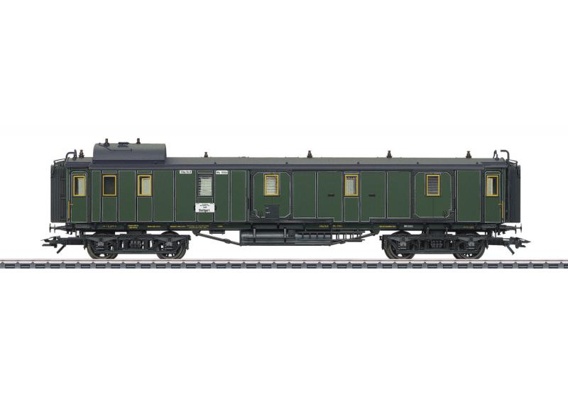 Märklin 41379 Bagagevagn Type PPü Express Train