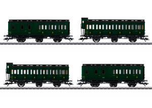 Märklin 42042 Personvagnset Prussian design French State Railways (SNCF) Nyhet 2020 Förboka ditt exemplar