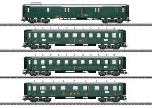 Märklin 42388 Passagerarvagnset Swiss Federal Railways (SBB/CFF/FFS) Nyhet 2020 Förboka ditt exemplar