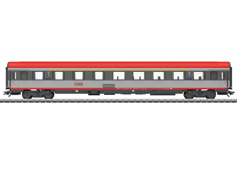Märklin 42731 Personvagn ( ÖBB ) type Ampz 1st class Nyhet 2021 Förboka ditt exemplar