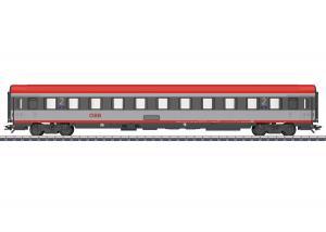 Märklin 42743 Personvagn ( ÖBB ) type Bmz 2nd class Nyhet 2021