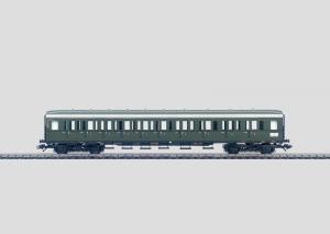 43100 Personvagn 2./3. Klasse DB