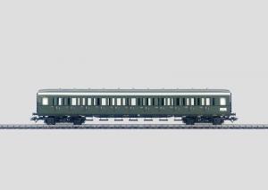 43110 Kupévagn Tyska Förbundsjärnvägarnas (DB) C4i, 3:e klass