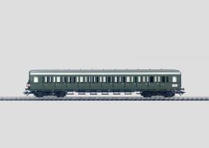 43119 Personvagn Kupevagn 3. Kl.DB