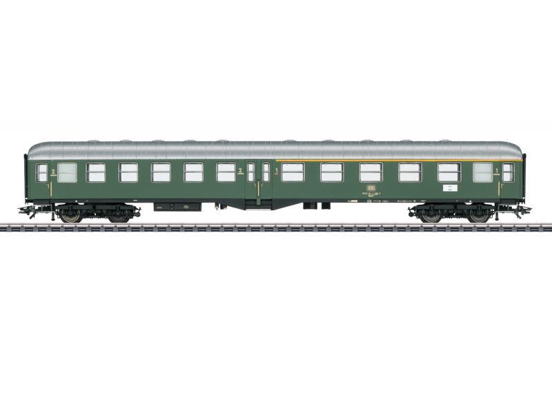 Märklin 43120 Personvagn DB 1st/2nd Class Nyhet 2020 Förboka ditt exemplar