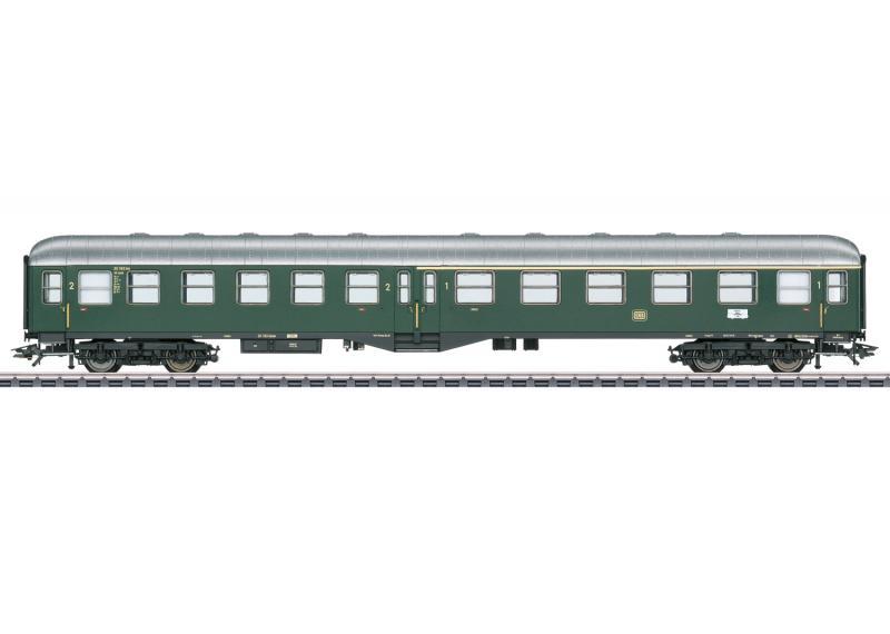 Märklin 43126 Personvagn ( DB ) 1st/2nd class Nyhet 2021 Förboka ditt exemplar