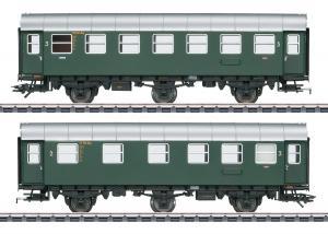 Märklin 43174 Vagnset med 2 personvagnar (DB) Nyhet 2020
