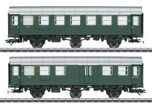 Märklin 43195 Vagnset med 2 personvagnar (DB) Nyhet 2020 Förboka ditt exemplar