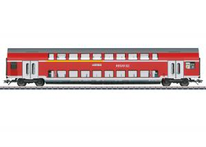 Märklin 43567 Personvagn ( DB AG ) type DABza 756 bi-level vagn, 1st/2nd class Nyhet 2021 Förboka ditt exemplar