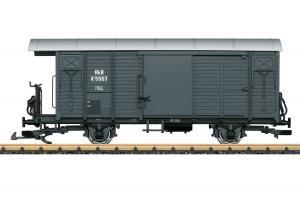 LGB 43814 Godsvagn K 5563 RhB Nyhet 2021 Förboka ditt exemplar