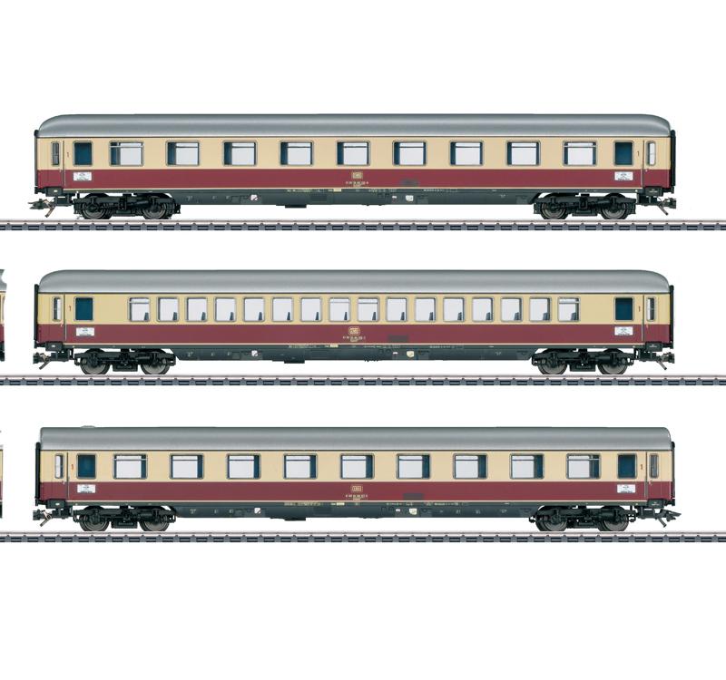 43853 TEE vagnset