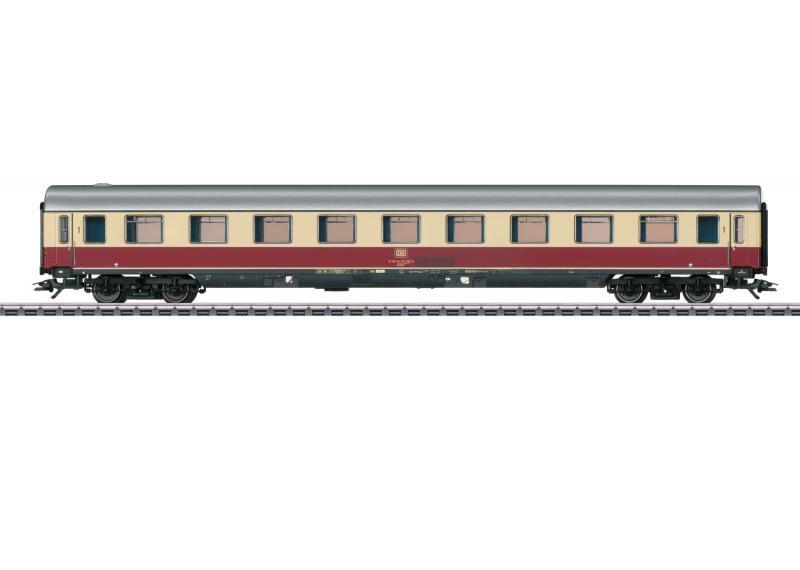 Märklin 43862 Personvagn ( DB ) type Avümz 111 1st class Nyhet 2021 Förboka ditt exemplar