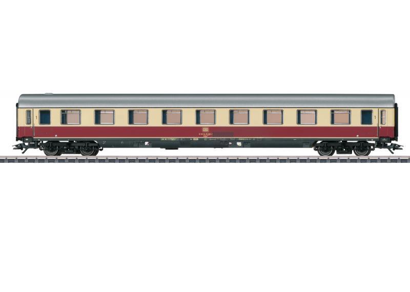 Märklin 43863 Personvagn  ( DB ) type Avümz 111 1st class Nyhet 2021 Förboka ditt exemplar