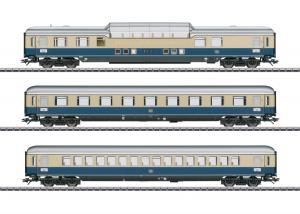 """Märklin 43881 Personvagnset DB """" Rheinpfeil 1963 """" Nyhet 2021 Förboka ditt exemplar"""