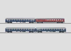 43929 Snälltågsvagn-Set DB