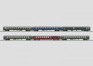 43969 Expresstågvagnset cl 03.10 DB INSIDER 2010