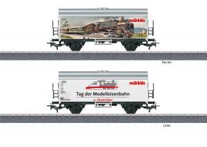 Märklin 44221 Kylvagn International Model Railroading Day on December 2, 2021 Höstnyhet 2021 Förboka ditt exemplar