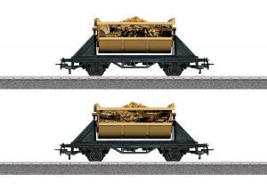 """Märklin 44822 Dumper vagnset """"Jim Button and the Wild 13"""" Nyhet 2020 Förboka ditt exemplar"""