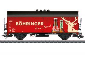 """Märklin 45028 Ölvagn """" BÖHRINGER – Mein Bier! """" Nyhet 2021 Förboka ditt exemplar"""